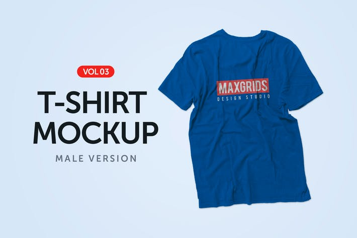Cover Image For T-Shirt Mockup 03