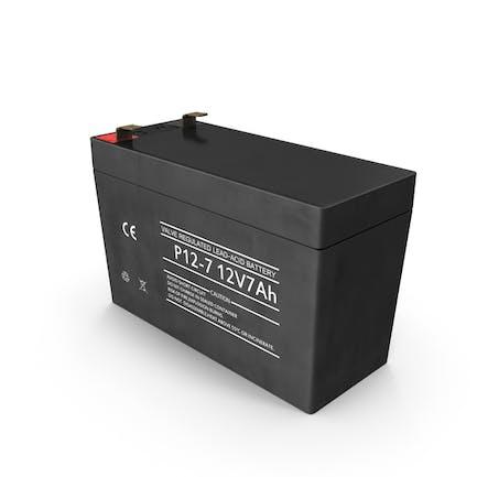 12 Volt Batterie