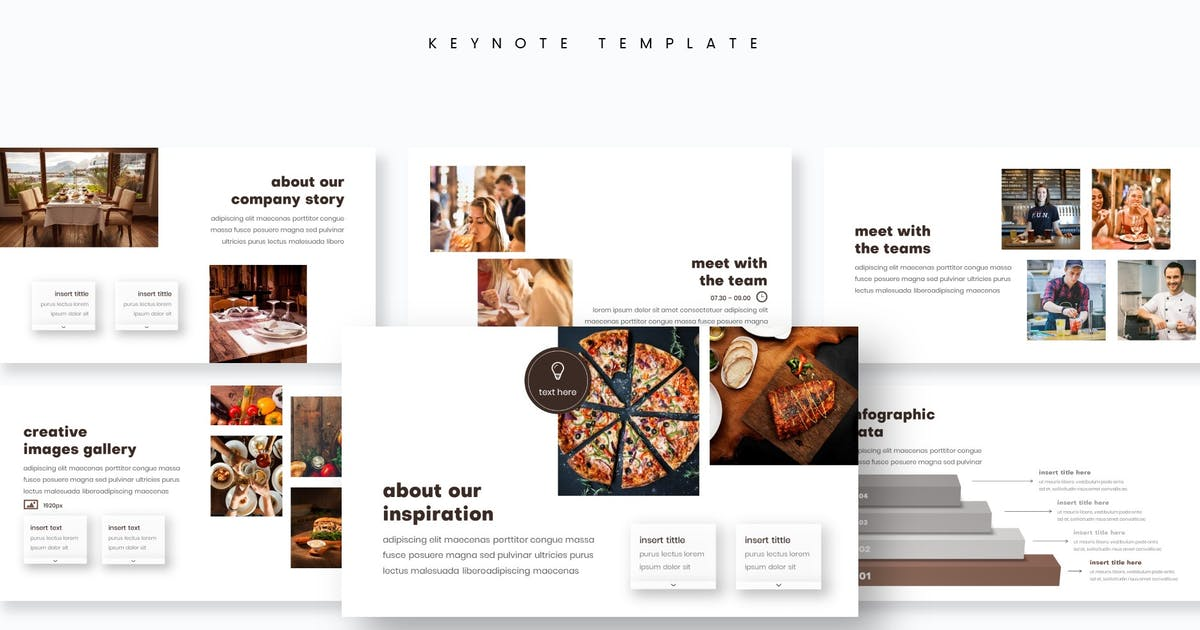Download Evening Party - Keynote Template by aqrstudio