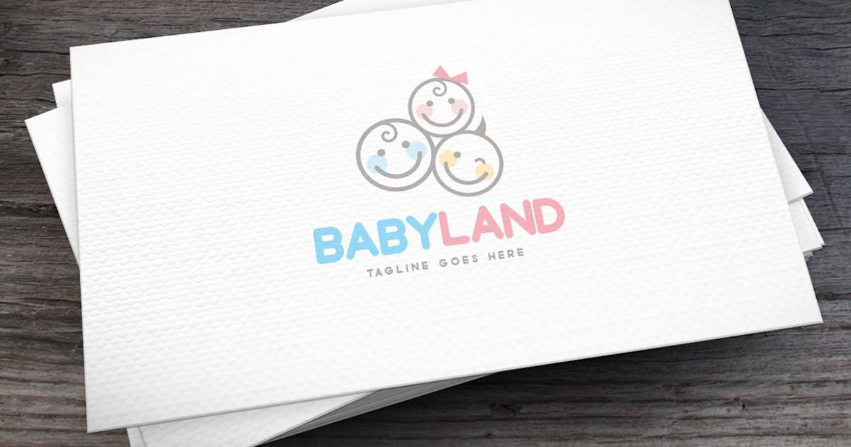 Download Babyland Logo Template by empativo