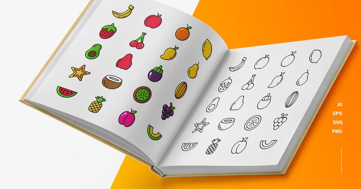 Download Fruit - Icons by esensifiksi