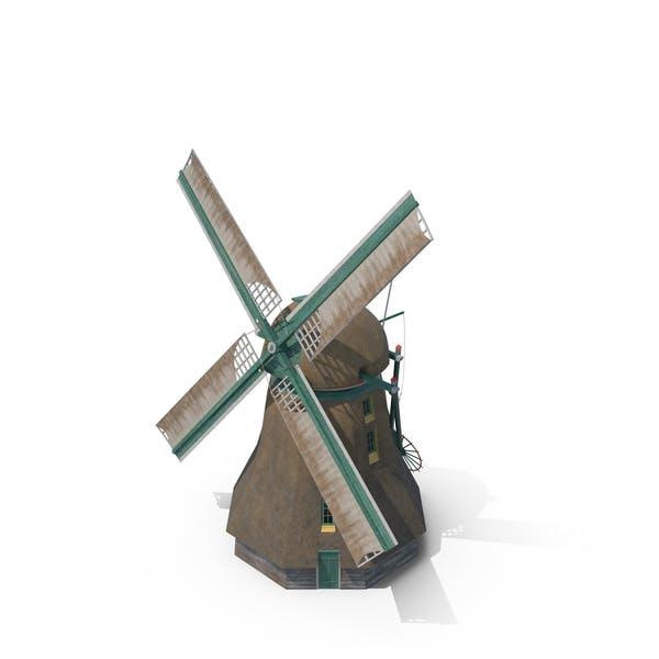 Thumbnail for Dutch Windmill