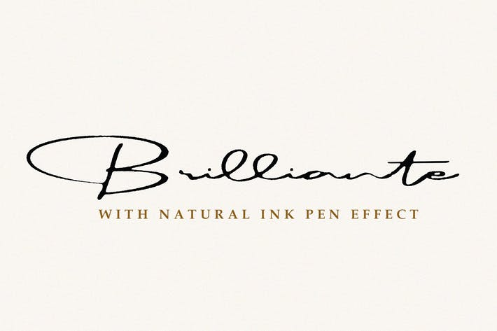 Brilliante Ink Pen