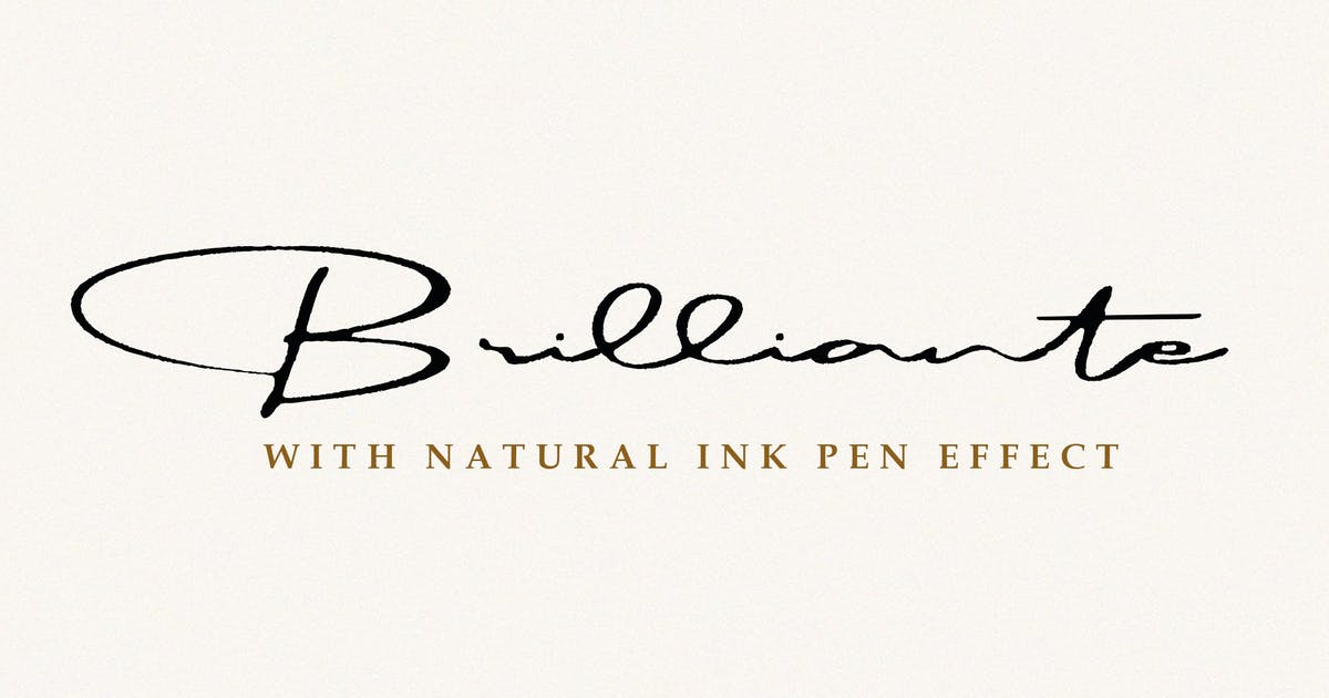 Brilliante Ink Pen by shirongampus