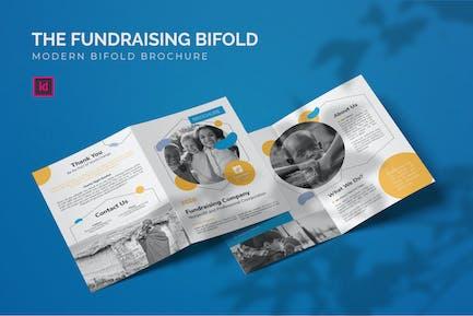 Fundraising - Bifold Brochure