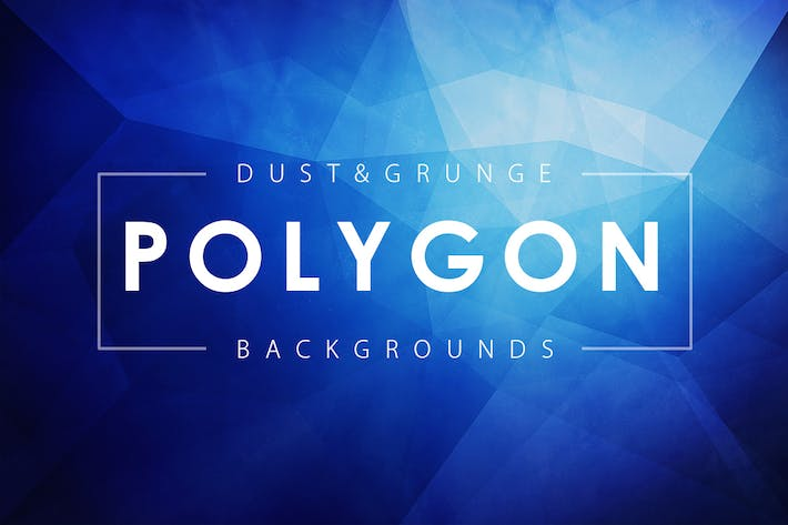 Thumbnail for Dust & Grunge Polygonal Backgrounds
