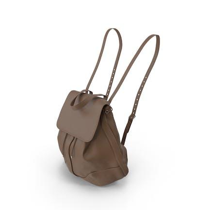 Women's Backpack Brown