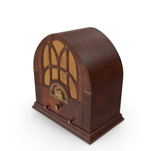 Cover Image for Antique Radio
