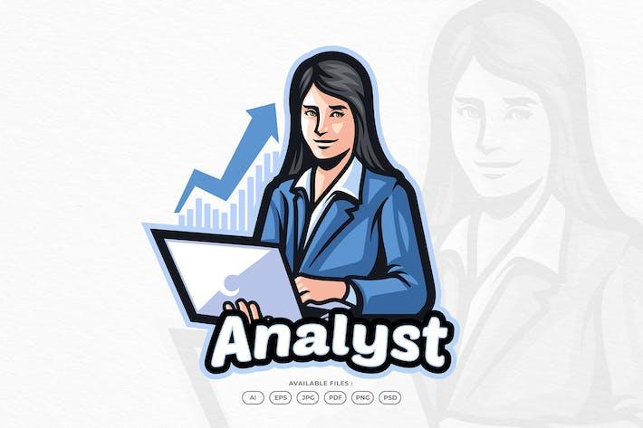 Диаграмма данных аналитика в Office Управление онлайн-продажами
