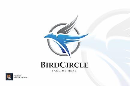 Bird Circle - Logo Template
