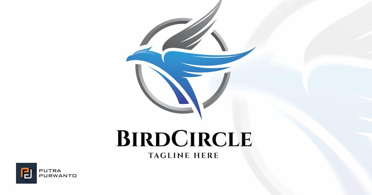 Download Bird Circle - Logo Template by putra_purwanto