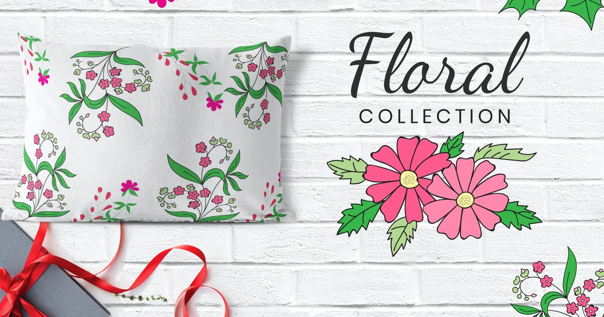 Download Floral Collections Elements by VictorThemesNX