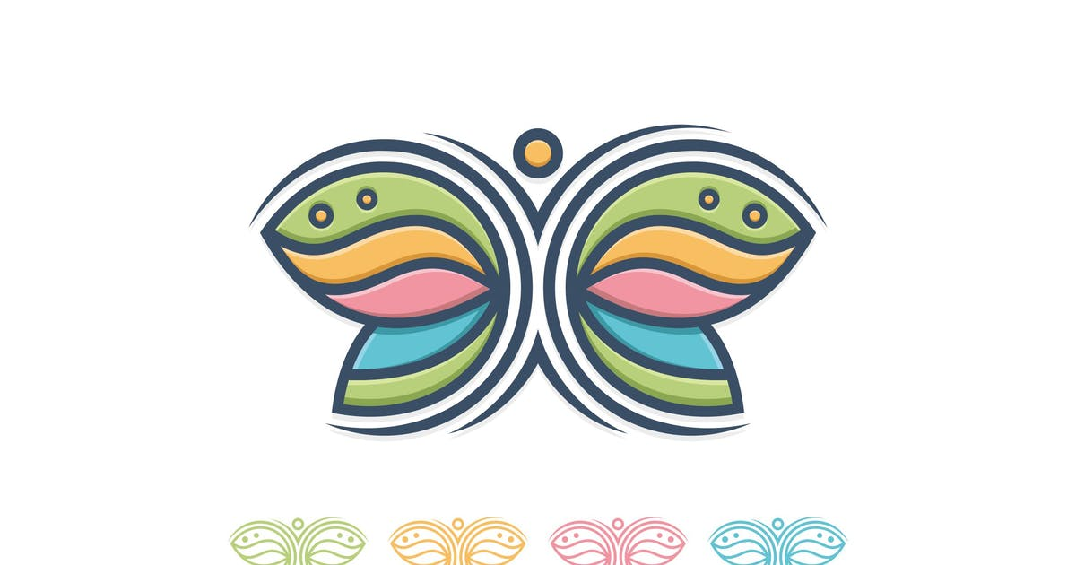 Download Butterfly & Human design illustration by artism_studio