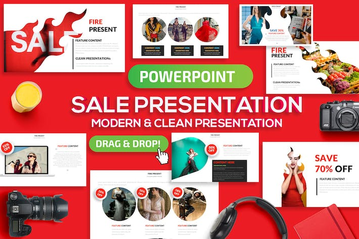 Thumbnail for Sale Powerpoint Presentation