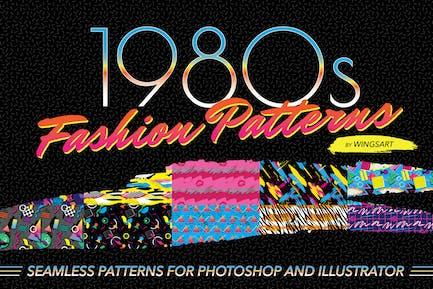 1980er Jahre Fashion Patterns Volume One