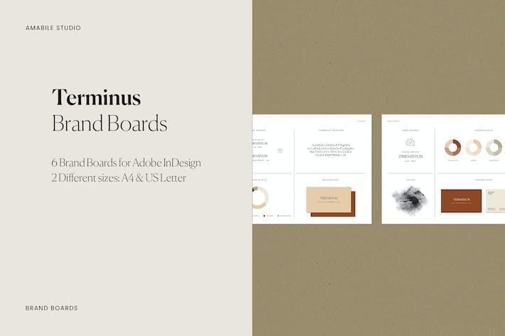 Thumbnail for Terminus Brand Sheets