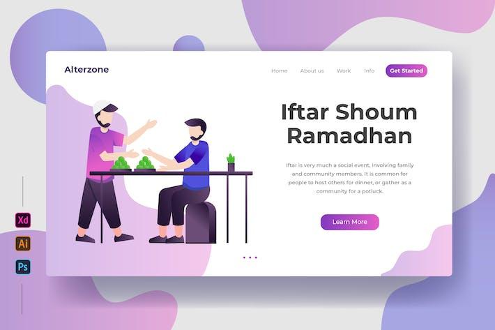 Thumbnail for Iftar Ramadhan 01