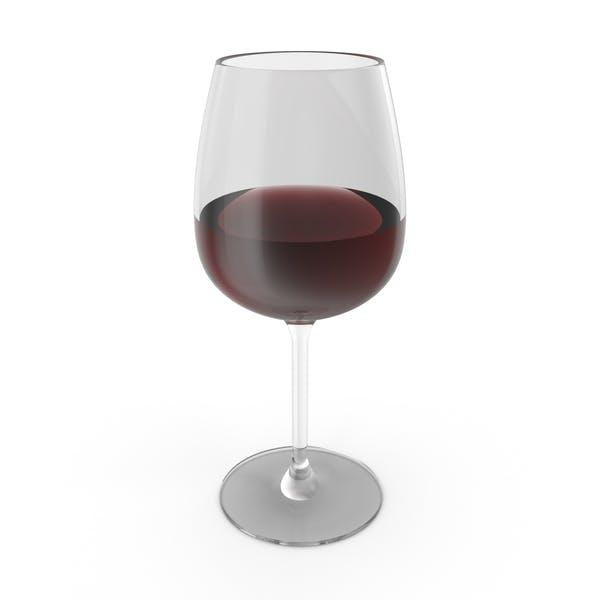 Красное Вино Бокал