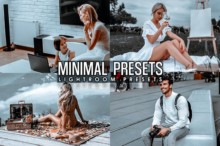 Thumbnail for Minimal Lifestyle Presets (Mobile and Desktop)