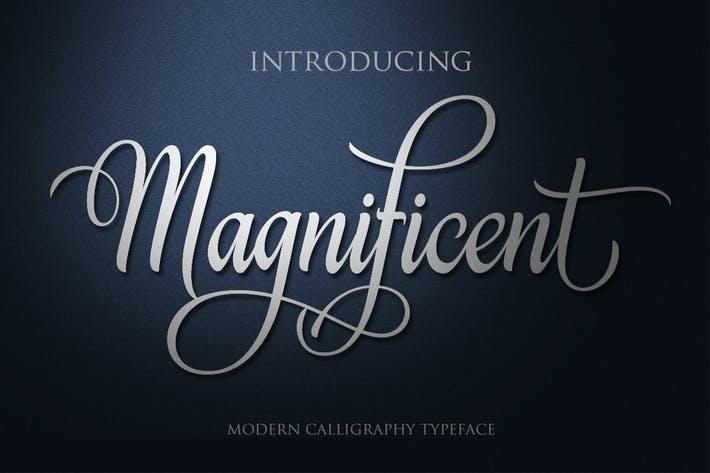 Thumbnail for MAGNIFICENT Script