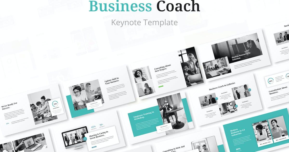 Download Business Coach Concept Keynote Presentation by elmous
