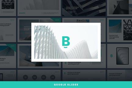 BAUSS - Simple Corporate Google Slides