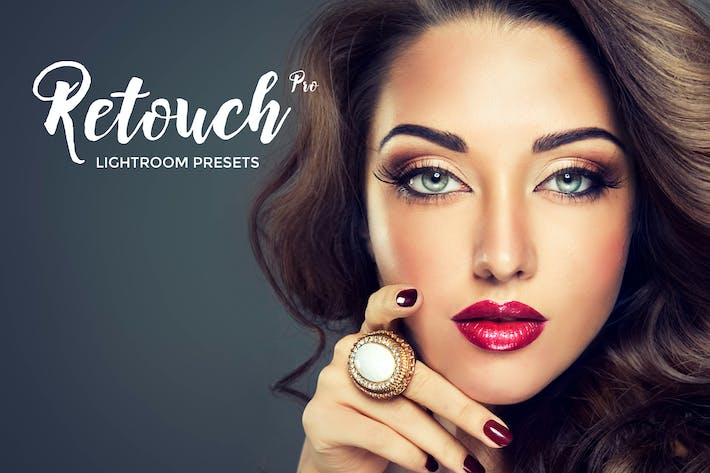 Thumbnail for Retouch Pro Lightroom Presets