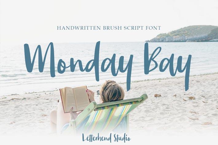 Thumbnail for Monday Bay Handwritten Script