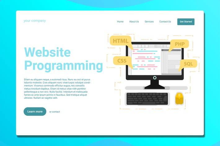 Thumbnail for Programming - Landing Page