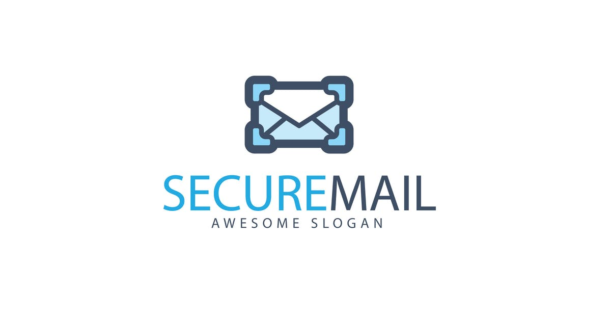 Download Secure Mail Logo Template by 1protheme