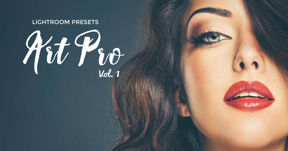 Download Art Pro Lightroom Presets Vol. 1 by Artmonk