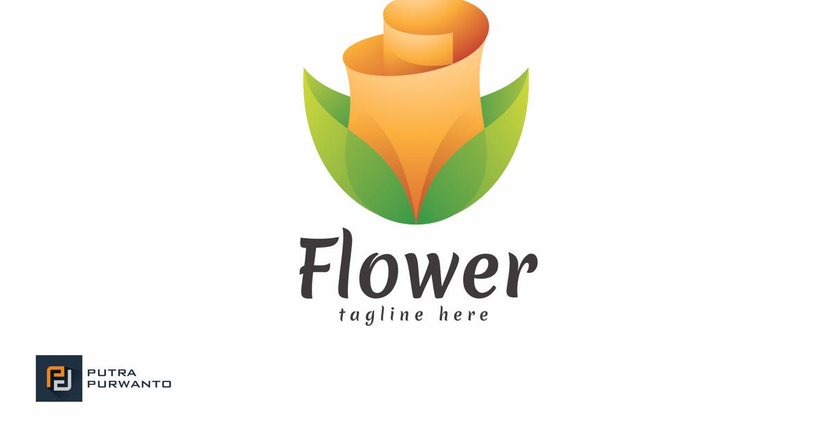 Download Flower - Logo Template by putra_purwanto