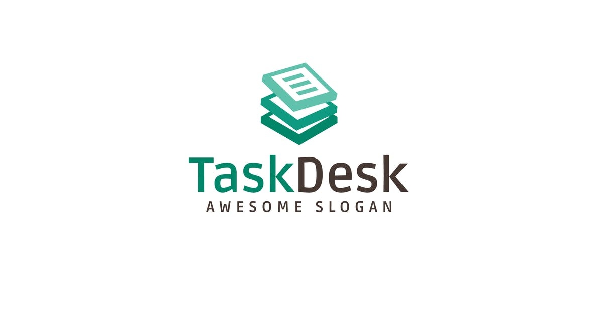 Download Task Desk Logo Template by Be_Themes