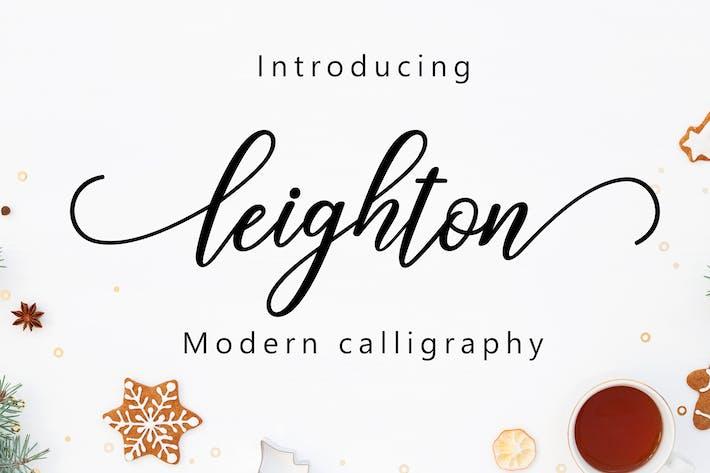 Thumbnail for Leighton Script