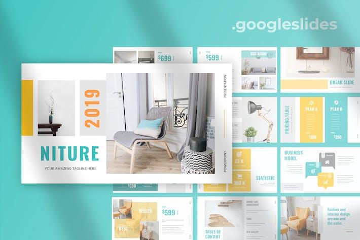 Niture - Furniture Google Slides Presentation
