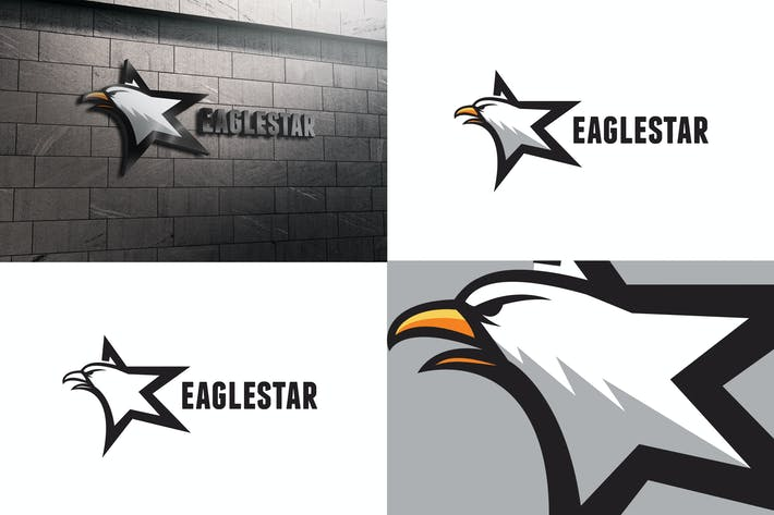 Thumbnail for Eagle Star Logo