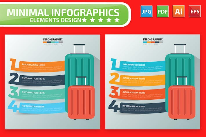 Thumbnail for Backpacker Infographics