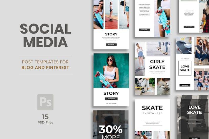 Thumbnail for Shop Pinterest Templates