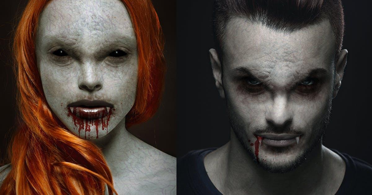 Download Vampire Photoshop Action by Eugene-design