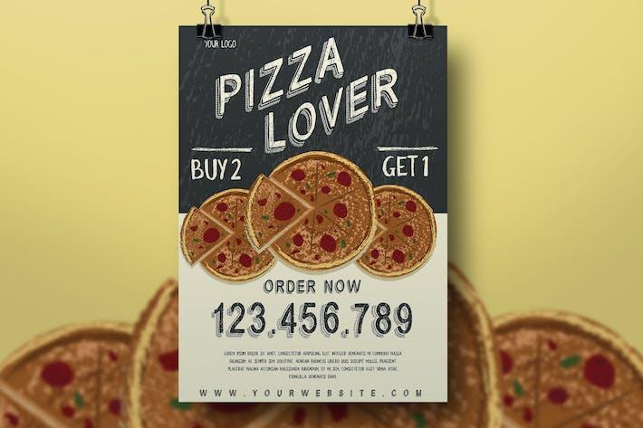 Thumbnail for Pizza Lover