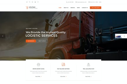 Sputnik Logistic Center