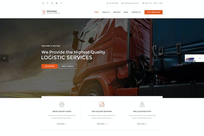 Thumbnail for Sputnik Logistic Center