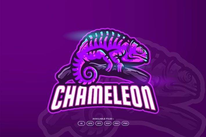 Thumbnail for Caméléon - Logo Esport