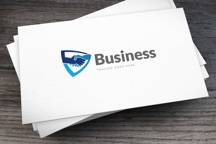 Thumbnail for Business Logo Template