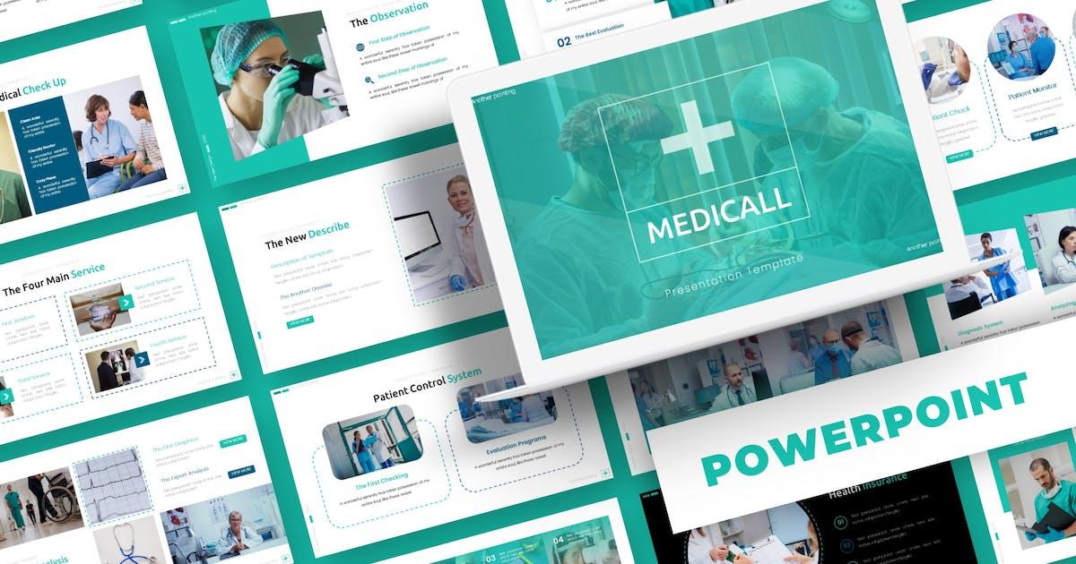 Download Medicall - Powerpoint Template by karkunstudio