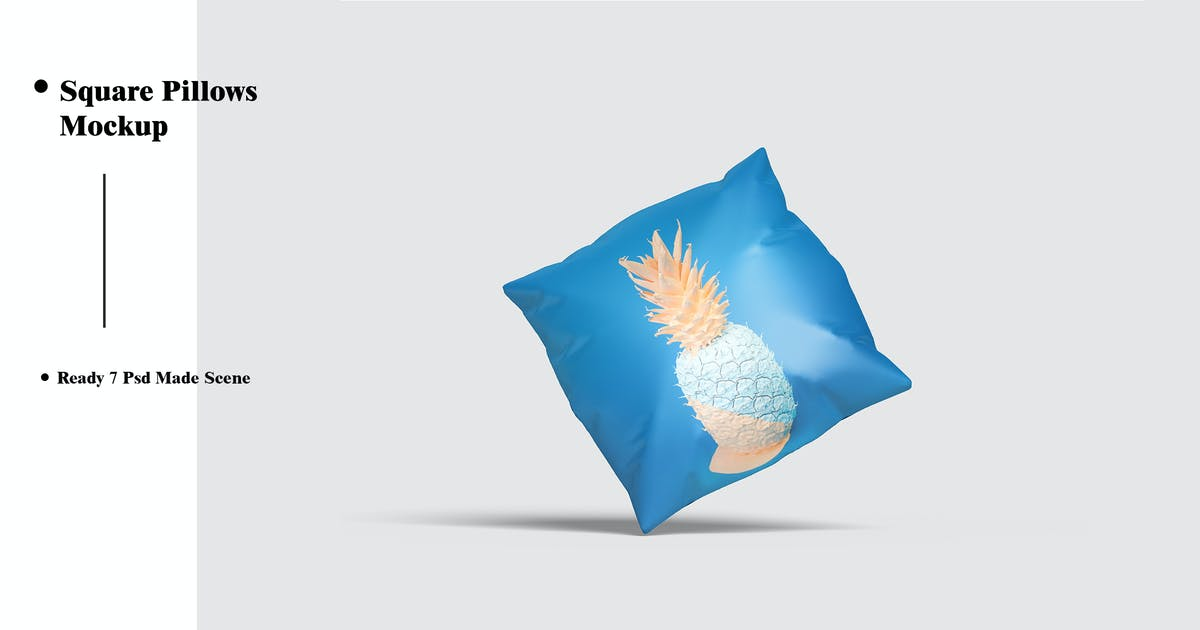 Download Pillows - Mockup by AuthenticMockup