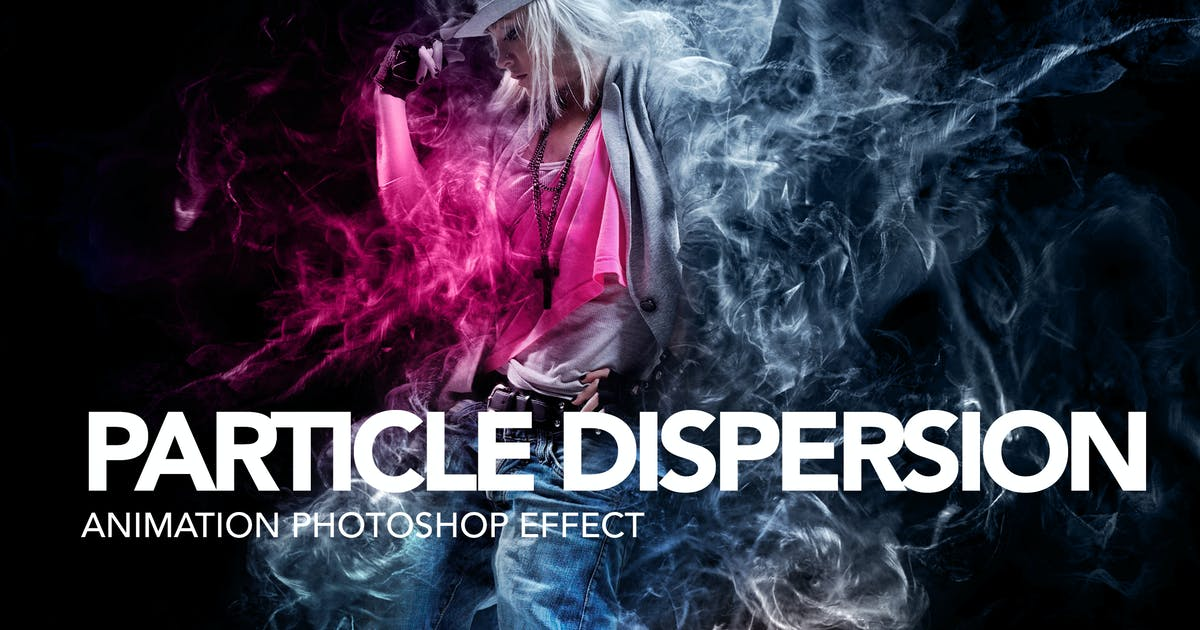 Download Gif Animated Particle Dispersion by sreda