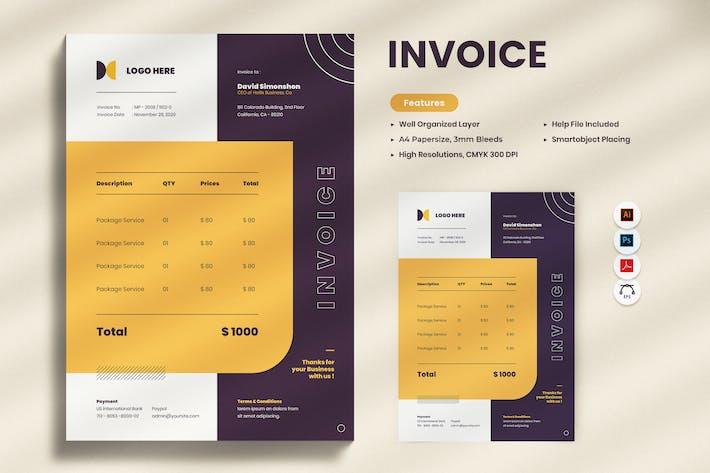 Thumbnail for Invoice Vol 08