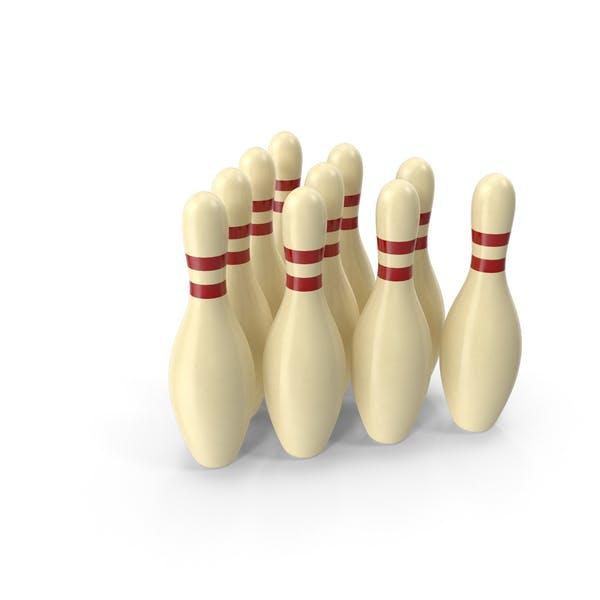 Thumbnail for Bowling Pins
