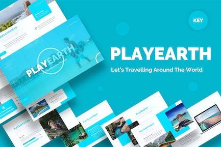 Плайодр Путешествия и поездки - Keynote
